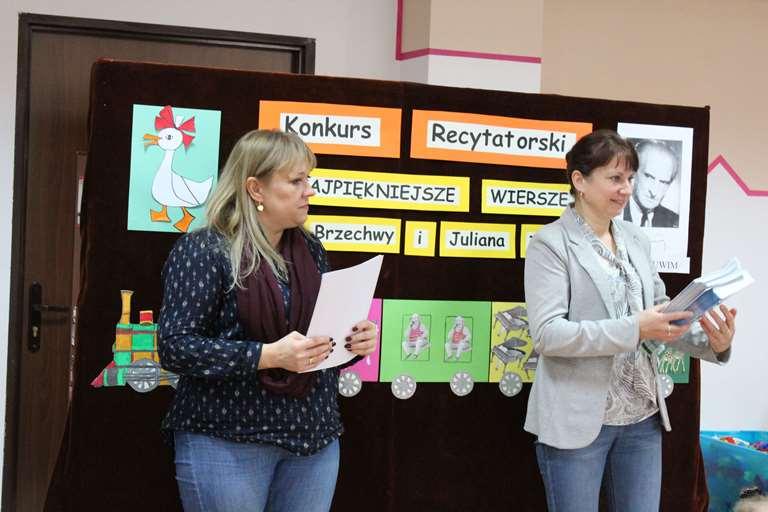 Konkurs recytatorski przedszkolaków
